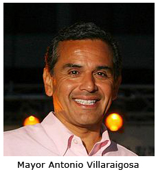 los angeles mayor