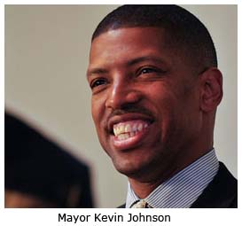 Sacramento mayor